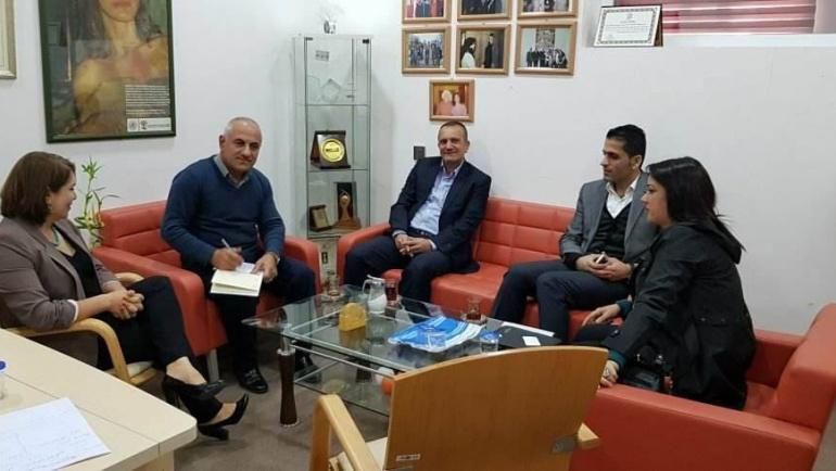 Human Rights Visit to Asuda