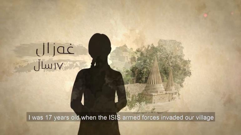 A Yezidi story