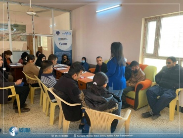 """The project of """"Training on Giving Information on the Second Draft of Iraqi National Plans"""