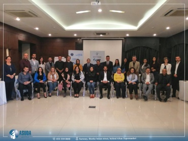 Asuda Organization conducted a two-day training on March 17th & 18th, 2021